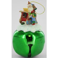 Set of 12 Jingle Bell Ornaments