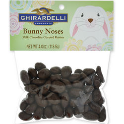 Bunny Noses Chocolate Covered Raisins