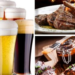 King of the Grill Meats and Beer Gourmet Gift of the Month Club