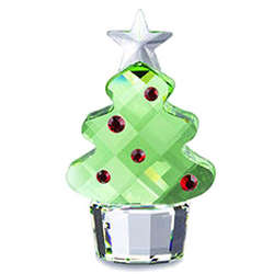 Swarovski Crystal Christmas Tree