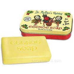 Eggnog Soap