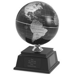 Black Solar Globe