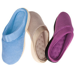 PillowStep Satin Cuff Clog