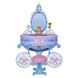 Cinderella Enchanted Carriage Vanity Mirror