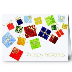 Gifts of Plenty Holiday Greeting Cards