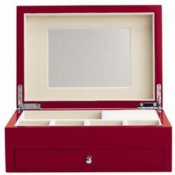 High Gloss Finish Poppy Jewelry Box