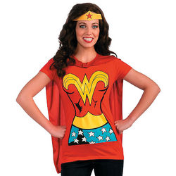 Wonder Woman Costume Shirt