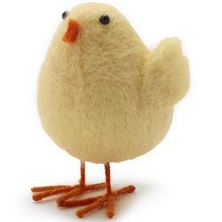 Decorative Felt Chick