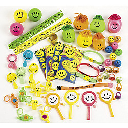 Smiley Face Novelty Assortment