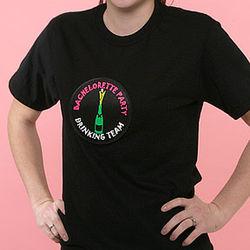 Bachelorette Party Light-Up T-Shirt