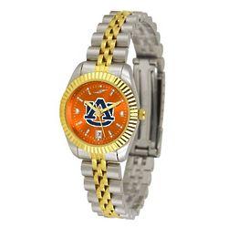 Auburn Tigers Executive AnoChrome Ladies Watch