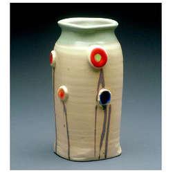 In Bloom Ceramic Vase