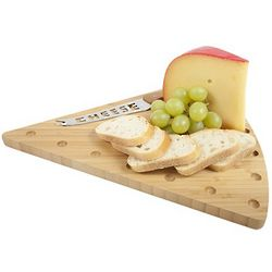 Core Bamboo Cheesy Cheese Board