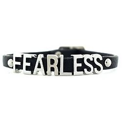 Fearless Mini Affirmation Bracelet