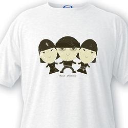 Ladies' Man Custom Groomsman T-Shirt