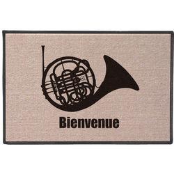 Musical Instrument Olefin Doormat
