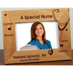Personalized Nurse Frame