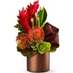 Paradise Island Exotic Bouquet
