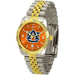 Auburn Tigers Executive AnoChrome Men's Watch