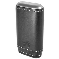 Envoy Black 3 Cigar Case