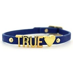 True Love Mini Affirmation Bracelet