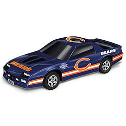 Chicago Bears Super Bowl XX Car Sculpture