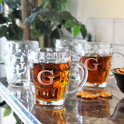 Personalized Classic Beer Tankards