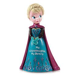 My Grandaughter, My Beauty Frozen Elsa Figurine