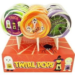 Halloween Whirly Pops