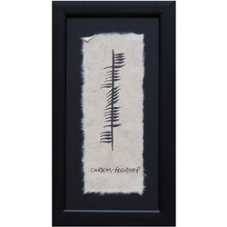 Friendship Ogham Wish