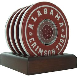 Alabama Crimson Tide Coaster with Game Used Jersey Set