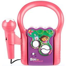 Dora the Explorer Karaoke Radio