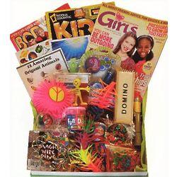 Tween Girl Activity and Magazine Set