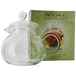 Numi Organic Flowering Tea Teapot