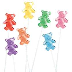 TeddyBear Twinkle Pops in Assorted Flavors