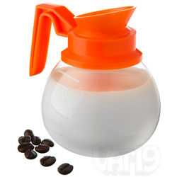Java Jr. Mini Creamer Decanter