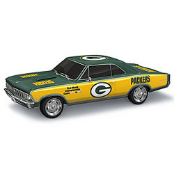 Green Bay Packers Super Bowl I Car Sculpture