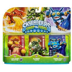 Skylanders Swap Force Character Triple Pack 1