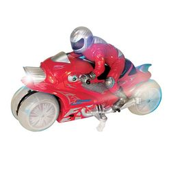 Stunt Hovercycle Remote-Control Toy