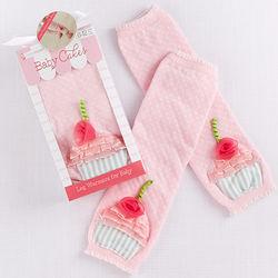Baby Cakes Cupcake Leg Warmers