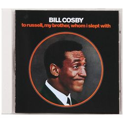 To Russell, My Brother, Whom I Slept With Bill Cosby Comedy CD