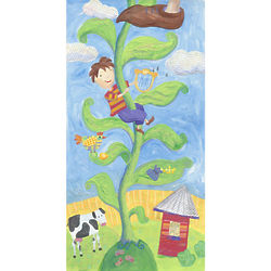 Jack and the Beanstalk Canvas Wall Art