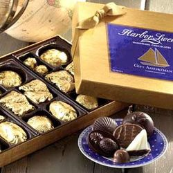 Nautical Collection 30 Piece Chocolate Assortment