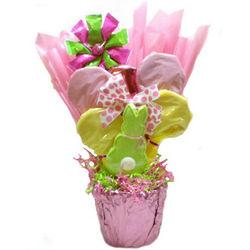 Hip Hop Easter CookiePot Bouquet