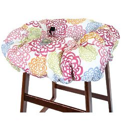 Fresh Bloom Shopping Cart and High Chair Cover