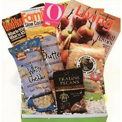 Quiet Time Magazines and Treats Gift Box