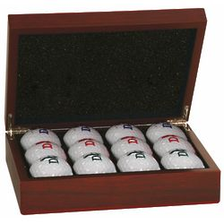 Personalized Golfball Case