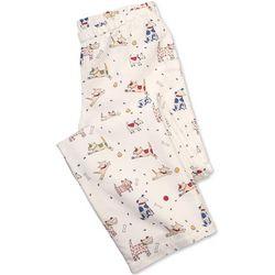 Flannel Dog Design Lounge Pants