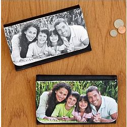 Women's Personalized Photo Wallet