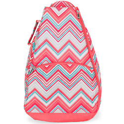 Sunset Chevron Tennis Backpack